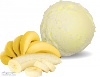 طرز تهیه بستنی موزی خوشمزه + فیلم آموزشی
