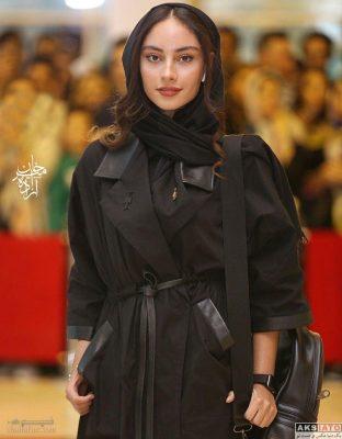 مدل لباس ترلان پروانه جشن حافظ 97