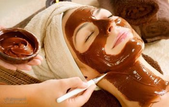 خواص شکلات برای پوست