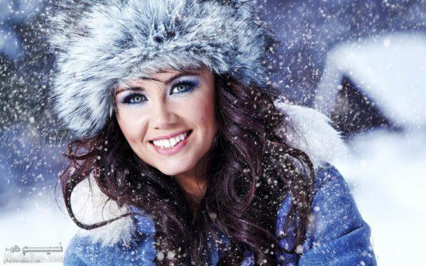 عکس پروفایل دخترونه زمستانی