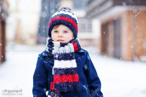 عکس پروفایل پسرونه زمستانی