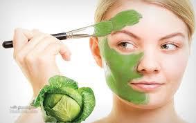 ماسک کاهو برای پوست صورت