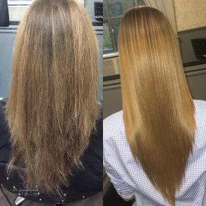 عوارض کراتینه کردن موها
