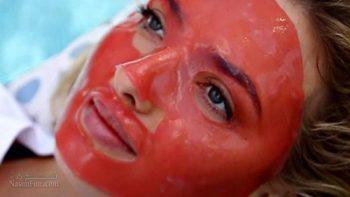 ماسک چغندر برای زیبایی پوست