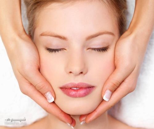 آموزش ماساژ صورت برای زیبایی پوست