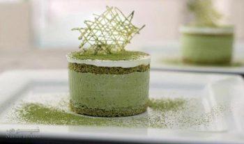 طرز تهیه تیرامیسو چای سبز لذیذ