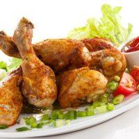طرز تهیه خوراک مرغ در کیسه تنورک