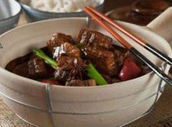 طرز تهیه خوراک گوشت چینی رژیمی لذیذ خوش طعم