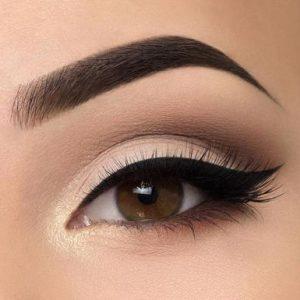 آموزش آرایش چشم ملایم برای دختران و خانم های جوان
