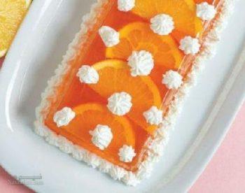 طرز تهیه پاناکوتا پرتقالی مجلسی