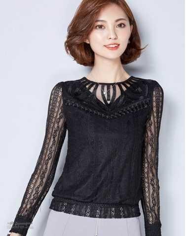 انواع مدل های لباس مشکی زنانه برای محرم