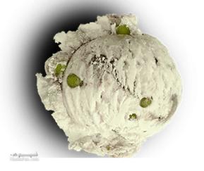 طرز تهیه بستنی پسته ای خوش طعم + تزیین