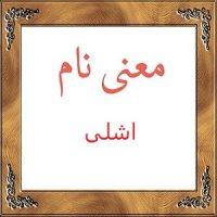 معنی نام اشلی – اسم اشلی + معنی اسم های ایرانی اصیل