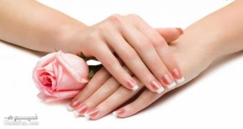 سفید کردن دست ها به روش خانگی