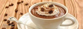 طرز تهیه پودینگ قهوه خوش عطر