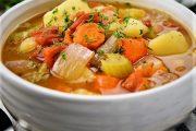 طرز پخت خوراک تند سبزیجات رژیمی خوشمزه