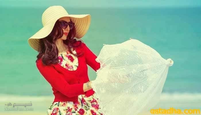 ضد آفتاب های طبیعی برای پوست