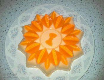 طرز تهیه پاناکوتا پرتقالی