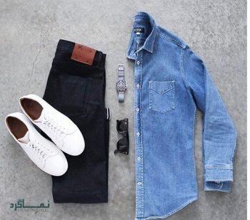 ست لباس مردانه برای پاییز