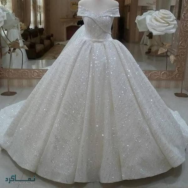 مدل لباس های عروس شاین