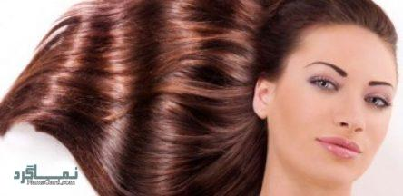 روش های صاف کردن مو در خانه