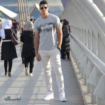 بیوگرافی پیام نیازمند بازیکن سپاهان + تصاویر او