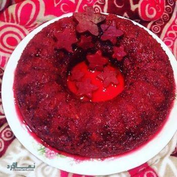 طرز تهیه حلوا لبو خوشمزه + تزیین