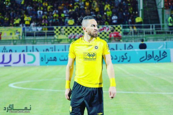 بیوگرافی خالد شفیعی بازیکن سپاهان + تصاویر دیده نشده از او