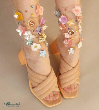 جوراب مجلسی زنانه
