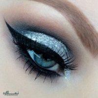آرایش مناسب چشم های آبی + تصاویر