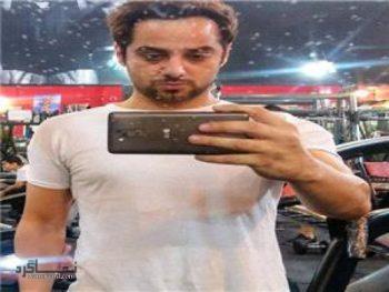 بیوگرافی عطا عمرانی بازیگر شیدایی و همسرش و تصاویر آنها