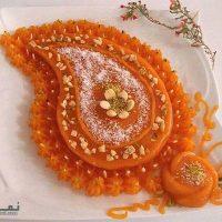 طرز تهیه حلوا هویج لذیذ و خوشرنگ + فیلم آموزشی