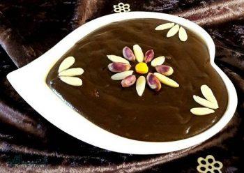 طرز تهیه حلوا شکلاتی خوشمزه + فیلم آموزشی