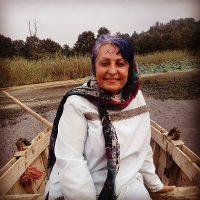 بیوگرافی فریده دریامج + تصاویر دیده نشده از او و خانواده اش