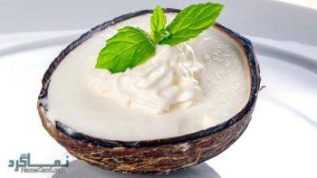 طرز تهیه بستنی نارگیلی خوش طعم و دلچسب