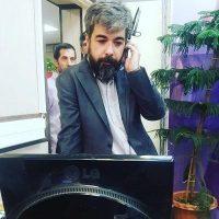 بیوگرافی حامد عنقا نویسنده و همسرش + تصاویر او در اینستاگرام