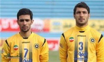 بیوگرافی حسین پاپی بازیکن فوتبال و همسرش + تصاویرشان