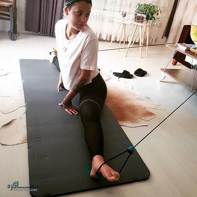 بیوگرافی مائده هژبری رقصنده اینستاگرام و تصاویر دیده نشده از او