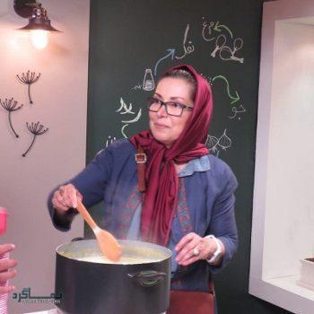 بیوگرافی مریم شیرزاد گوینده و دوبلور و همسرش + تصاویر آنها