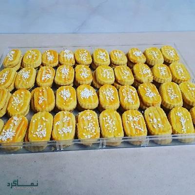 طرز تهیه شیرینی مشهدی مجلسی