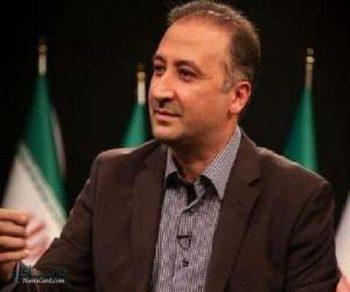 بیوگرافی محمد دلاوری خبرنگار و مجری + تصاویر او