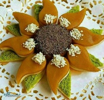 طرز تهیه حلوا پرتقالی خوش عطر + فیلم آموزشی