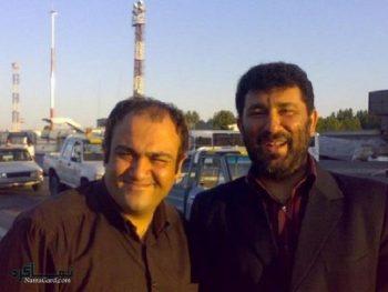 بیوگرافی سعید حدادیان و زندگی شخصی او + تصاویر او و خانواده اش