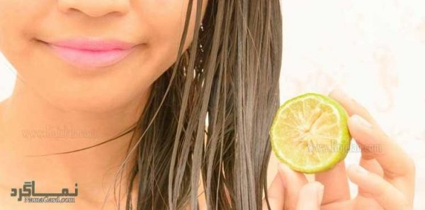 رنگ کردن مو با آب لیمو