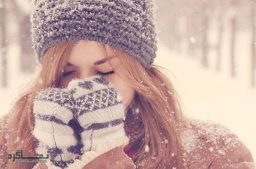مراقبت از ناخن در زمستان
