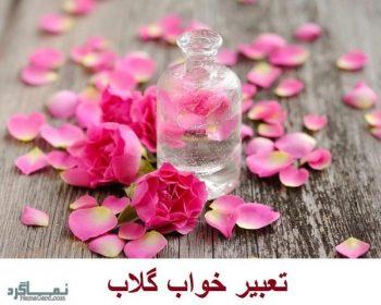 تعبیر خواب گلاب - دیدن گلاب در خواب چه معنایی دارد؟
