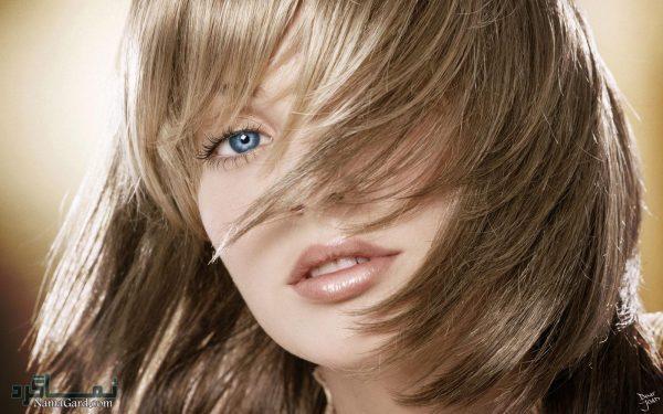 خوشبو کردن مو