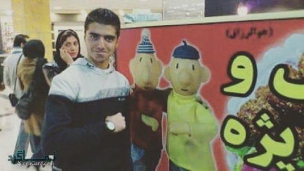 بیوگرافی ابوطالب حسینی خندوانه و همسرش + تصاویر آن ها