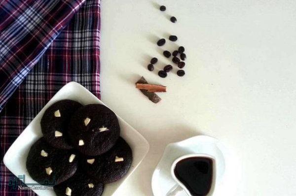 کوکی شکلات خوشمزه