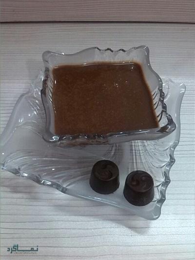 طرز تهیه دنت شکلاتی خوشمزه